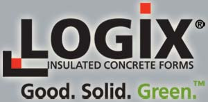 logix insulated concrete forms logo