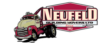 Neufeld Building Movers Ltd Logo